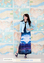 Motel Panoramic Outlook Dress
