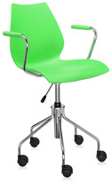 Kartell Maui Swivel Armchair - Green