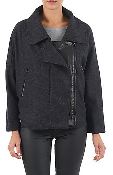 Color Block 3222271 women's Jacket in Black
