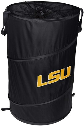 LSU Tigers Cylinder Pop Up Hamper