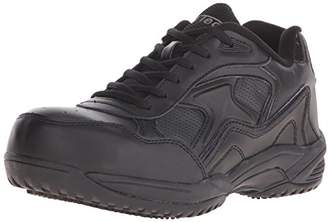 AdTec Men's Lace Work Shoe - Composite Safety Toe