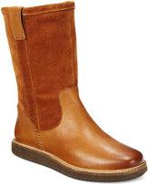Clarks Artisan Women's Glick Elmfield Pull-On Boots