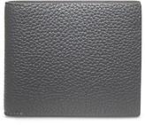 Calvin Klein Collection Grain Calf Classic Wallet