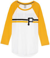 PINK Pittsburgh Pirates Bling Perfect Baseball Tee