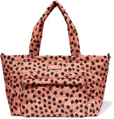 Marc by Marc Jacobs Elizababy printed quilted shell tote