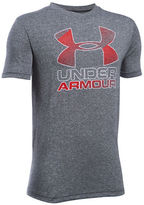 Under Armour Boys 8-20 Logo-Printed Short-Sleeve Tee