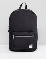 Herschel Settlement Backpack in Black