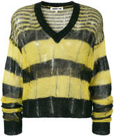 McQ stripped jumper