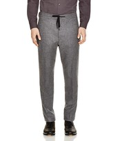 Z Zegna Stretch Wool Slim Fit Drawstring Trousers - 100% Bloomingdale's Exclusive