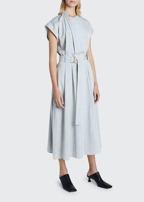 Proenza Schouler Lightweight Suiting Dress