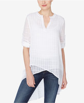 Catherine Malandrino Catherine Cotton High-Low Top