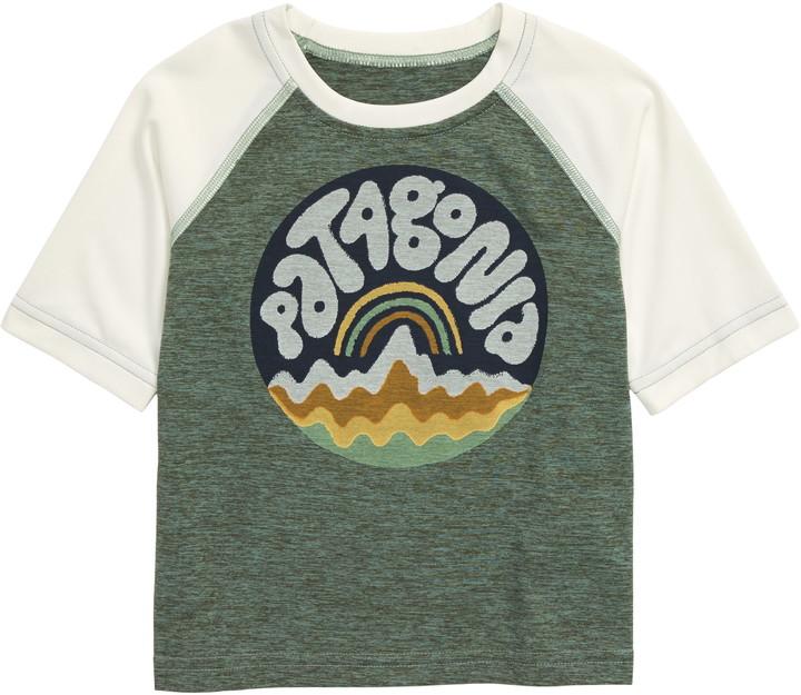 Patagonia Capilene(R) Cool Short Sleeve Shirt