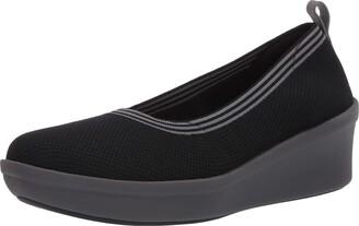 Clarks Women's Step Rose Fern Shoe