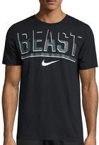 Nike Short Sleeve Championship Beast T-Shirt