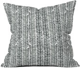 Deny Designs Herring Throw Pillow