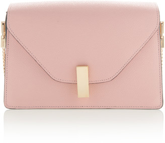 Valextra Iside Crossbody with Chain