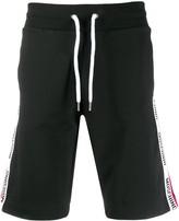 Moschino mid-length logo shorts