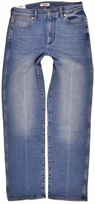 Wrangler Women's Jeans Retro Straight Blue 28/32
