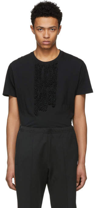 DSQUARED2 Black Cool Fit 50s Prom T-Shirt