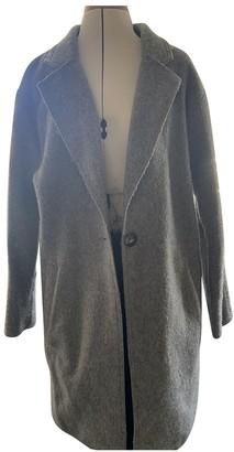 Libertine Grey Wool Coats