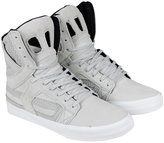 Supra Skytop II Mens Grey Textile High Top Lace Up Sneakers Shoes 10.5