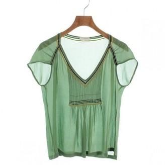 Dries Van Noten Green Top for Women