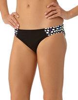 Anne Cole Locker Petal Power Bikini Bottoms