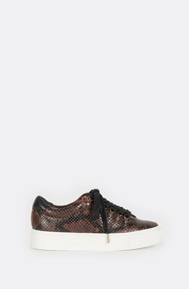 Joie Handan Python Print Sneaker