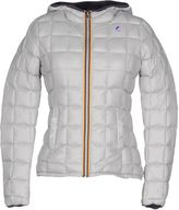 K-Way Down jackets - Item 41736106