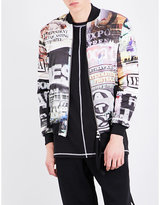 Blood Brother Showreel Shell Bomber Jacket