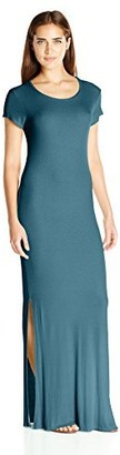 good hYOUman Women's Carmen Maxi Dress