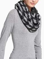 Calvin Klein Cable Knit Infinity Scarf