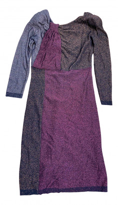 Sonia Rykiel Multicolour Wool Dresses