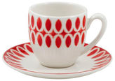 One Kings Lane Sevilla Coffee Cup & Saucer