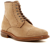 Aquatalia Carter Cap Toe Boot - Weatherproof
