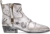 Golden Goose Texas Journey ankle boots