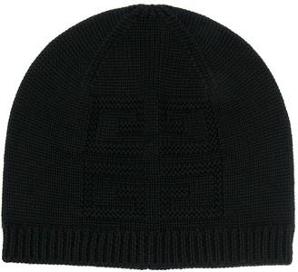 Givenchy Rib-Trimmed Beanie