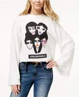 The Style Club Girls Graphic Sweatshirt
