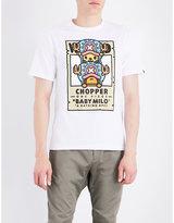 A Bathing Ape X One Piece Chopper Milo Bounties Cotton-jersey T-shirt