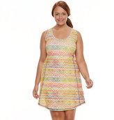 Soybu Plus Size Cruiser Dress