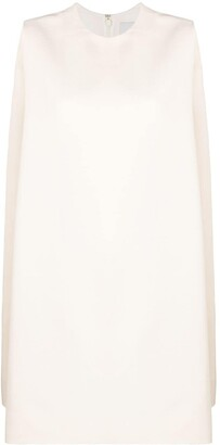 Valentino short Crepe Couture dress