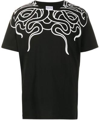Marcelo Burlon County of Milan Snake Wings T-shirt