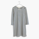 Madewell Striped Knit Dress