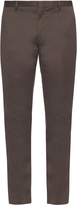 Paul Smith Cotton-blend chino trousers