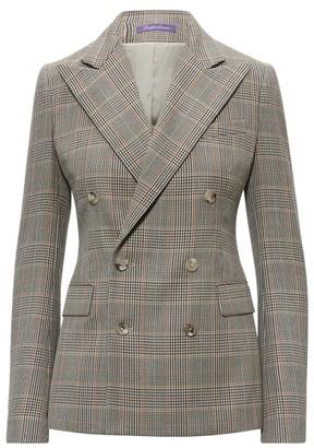 Ralph Lauren Camden Glen Plaid Wool Jacket
