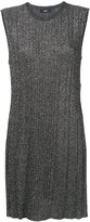 Diesel metallic shift tank top - women - Rayon/Viscose - XS