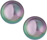 Majorica Gray Pearl Stud Earrings, 10mm