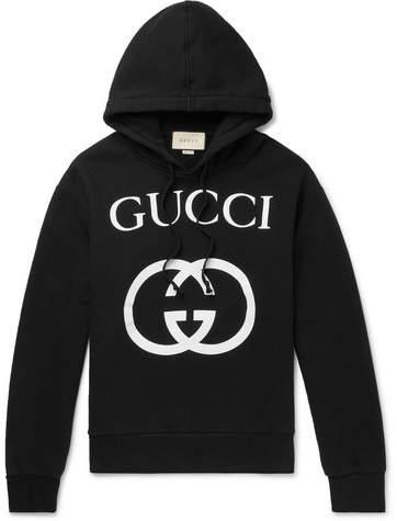 2ab07384acc Gucci Men s Sweatshirts - ShopStyle