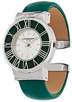 Liz Claiborne New York Cuff Watch