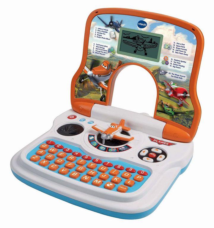 Vtech Disney planes dusty learning laptop